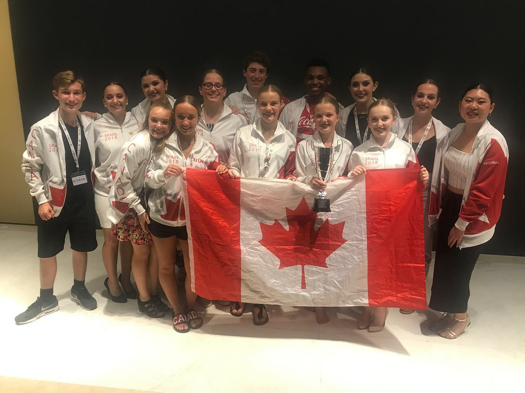 World Performers Canada for tap dancing.