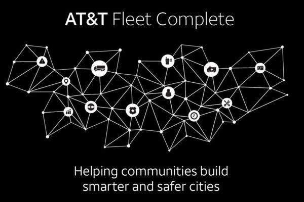 AT&T Fleet Complete helping communities build smarter and safer cities.