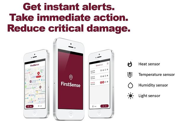 Get instant alerts. Take immediate action. Reduce critical damage.